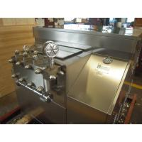 China Eco Friendly High Pressure Homogenizer For Food And Drink Industry on sale
