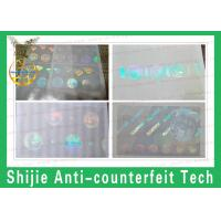 Buy FL hologram, PA, hologram, mix order for different id hologram overlays at wholesale prices