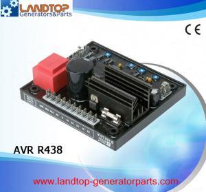 Quality Diesel Generator Parts Generator AVR R438 for Leroy Somer, Alternator Voltage Regulator for sale