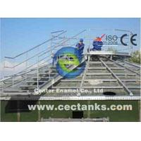 Quality ART 310 Bolted Steel Tanks As EGSB Reactor In Wastewater Treatment Project for sale