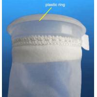 Quality Nylon Polyester Liquid Filter Bags Aquarium Filter Sock With Good Removal Efficiency for sale
