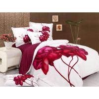 Quality 100% Cotton Printed 4 pcs Bedding Sets for sale