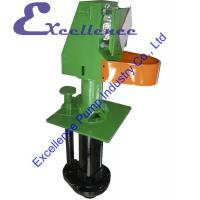 Quality Wear-Resistant Metal Centrifugal Vertical Sump Pump For Ore Processing for sale