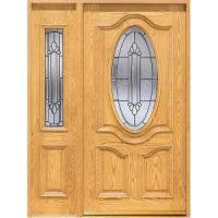 Quality Exterior Wooden Door (KMG02) for sale
