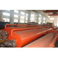 Quality High Capacity Double Acting Hydraulic Cylinder Deep Hole Radial Gate 1000KN for sale