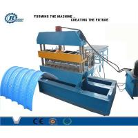 Buy cheap Prepainted Steel & Aluminium Metal Roofing Roll Forming Machine Thickness 0.4-0 from wholesalers