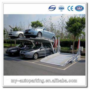 China Car Stacker Hydraulic Car Jack Lift on sale