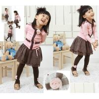 Quality Children's wear skirt suits,kids dress,kids clothing for sale