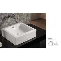Quality TR4042 Trend sanitaryware wash art basin CE approved OBI ROCA KHOLER bathroom sink supplier for sale