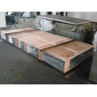 Quality Electric Composite Forming Hot Press Platen With Hole Inside for sale