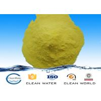 Quality Light Yellow Msds Poly Aluminum Chloride Polyaluminium Chloride Cas No 1327-41-9 for sale