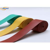 China PE Medium Voltage Heat Shrink Tubing , High Strength Flexible Insulated Tubing on sale