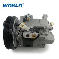 China 12V 4PK Vehicle AC Compressor for ETUDE VI ASTINA VI H12A0AA4DL H12A0AX4ELG on sale