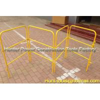 Quality Steel Manhole Guard Rail Man hole barrier Manhole Guard Rails for sale