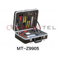 Quality Professional Telecom Hand Tools , Fiber Optic Cable Tool Kit With Fiber Optic Stripper CFS-2 for sale