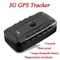 Free installation magnetic 3g gps tracker device 3g gps model wcdma
