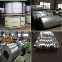 China 0.8*1200*2500mm Galvalume Steel Coil SGCC / CGCC Material Eco Friendly on sale