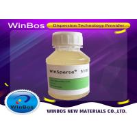 Quality Aqueous Wetting And Dispersing Additives 9.5 PH White Paste For Vibrant Colors for sale