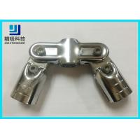 Quality Wear Resistant Chrome Pipe Connectors HJ-12D Flexible For Industry for sale
