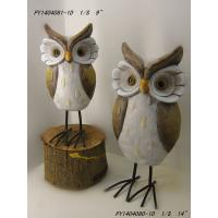 Lovely Hand Cast Clay Garden Animal Statues For Home Decoration Of