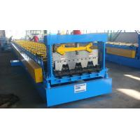 Sheet Metal Decking Roll Forming Machine with PLC Controlling System for Buildings
