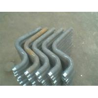 Quality 1 1/2'' Size 90 Degree Pipe Bend / Stainless Exhaust Bends With Alloy Steel for sale