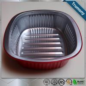 Quality Food Grade Aluminum Foil Container , Food Grade Aluminium Foil Heat Resistance For Baking for sale
