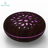 Quality Tabletop LED Light 0.84KG Ultrasonic Humidifier for sale