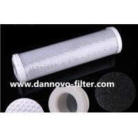 Quality CTO Coconut Shell Activated Carbon Water Filter Cartridge For Filtration System for sale