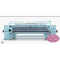 China High Stability Mattress Quilting Machine With 2,000,000 Stitches Memory Capacity on sale