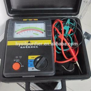 Quality GD-2305/2306 5kV, 10kV High Voltage Insulation Resistance Meter, Megger Meter for sale