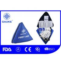 Quality 1 - 8 Person Use British Standard First Aid Kit Commercial Office Medical Kit Logo Printed for sale