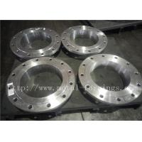 China ANSI ASME Duplex stainless steel forged flanges For Ball Valve on sale