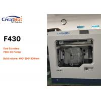 Quality Glass Ceramic Panel Multifunction 3d Printer 1500W Power Fused Deposition Modeling for sale