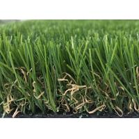 China 180 s/m Stitch Landscaping Fake Grass Carpet Outdoor SGS Labsport Certification on sale