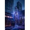Quality Figure Metal Art Sculpture Mirror Surface Finish Light Effect As Public Modern Artwork for sale