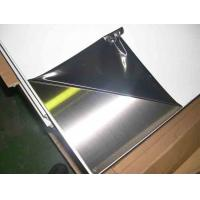 Quality Mirror Finish 304 Stainless Steel Sheet 4x8 / 410 SS Plate 1219MM x 2438MM for sale