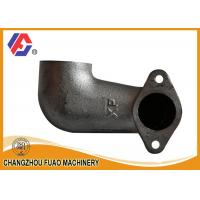 Quality Exhaust pipe diesel engine parts un - rusty oil surface treatment for sale