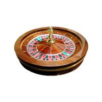 Quality casino roulette wheel set for sale