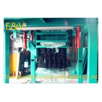 Quality 8 mm  5000t/ year Copper Rod Continuous Casting Machine with plc control for sale