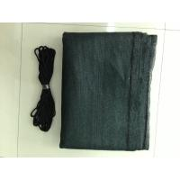 China Hdpe Raschel Knitted Plastic Fence Netting With Anti UV For Garden on sale