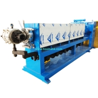 China Copper Aluminium Conductor 40KW Cable Making Extrusion Machine on sale
