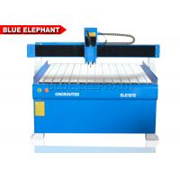 Quality ELE 1212 homemade cnc router machine , wood furniture making machine for aluminum for sale