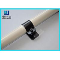 Quality Clamp connector Black Metal Pipe Joints Between PE Pipe and Composite Plate for sale