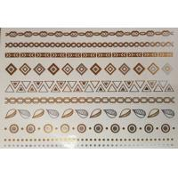 Quality Gold foil tattoo for sale