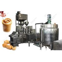 Quality Peanut Paste Making Equipment|Smooth Peanut Butter Making Line Price for sale