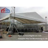 Outdoor Trade Show Aluminium Roof Trusses 520x760mm Size Easy Installation