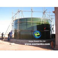 Quality Bolted Steel Agricultural Water Storage Tanks For Farming Irrigation Water Storage for sale