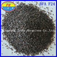 Quality Brown fused aluminum oxide for Abrasive F24 for sale