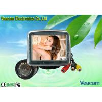 Quality 380TV Lines Vehicle Rear View Cameras with 3.5 inch LCD Mirror Monitor for sale
